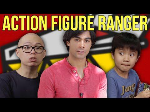 FAN FILM: The Action Figure Ranger - feat. Brennan Mejia [Power Rangers]