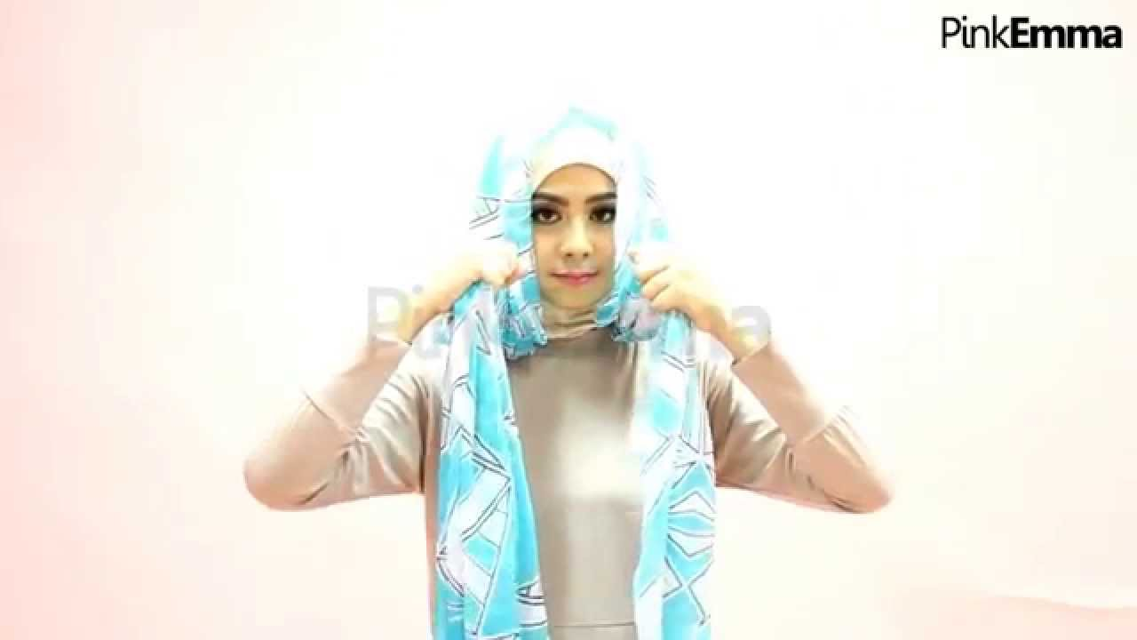 Tutorial Hijab Risty Tagor Office Look Praktis Ramadan YouTube