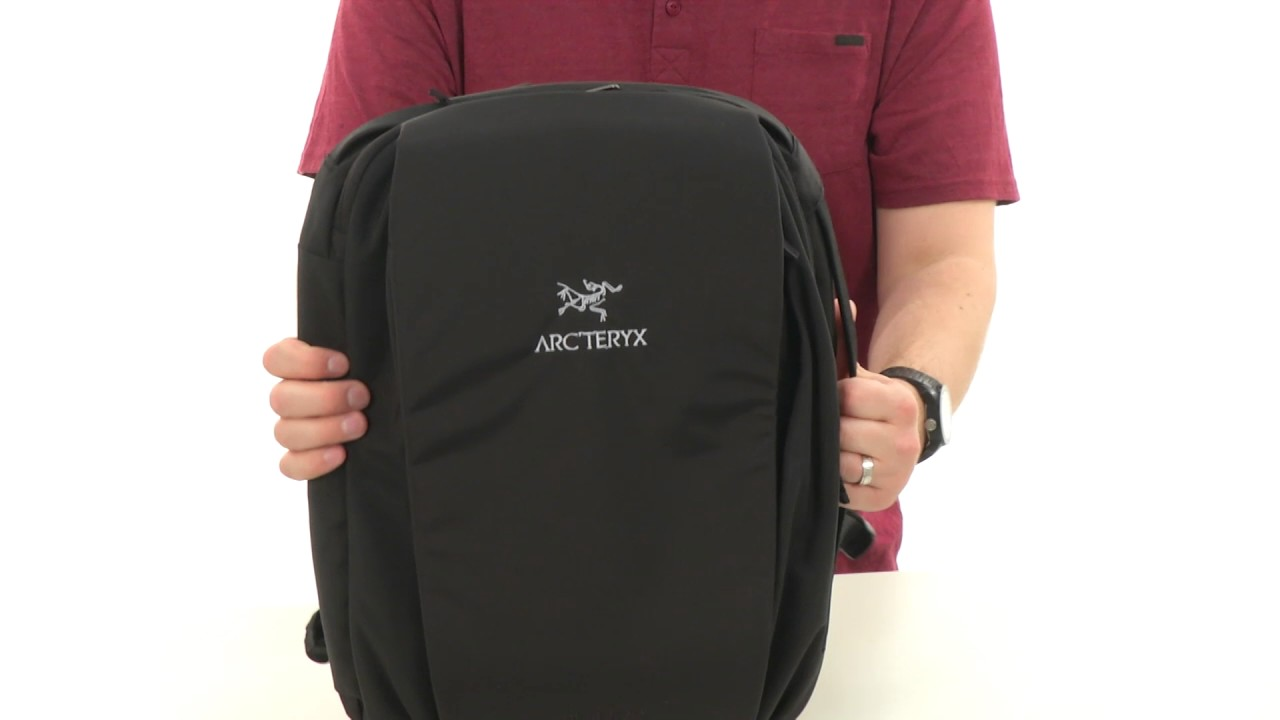 f881b7402cf Arc'teryx Blade 20 Backpack SKU:8626557 - YouTube