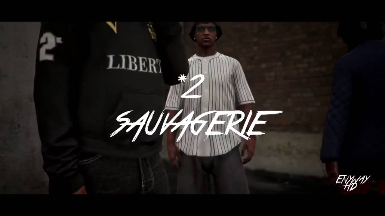 sauvagerie 2 kalash criminel