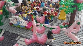 LASTENOHJELMIA SUOMEKSI - Lego city - Ystävänpäivä - osa 2