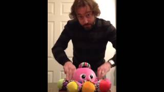 Faithless Insomnia played on a honking octopus!!!