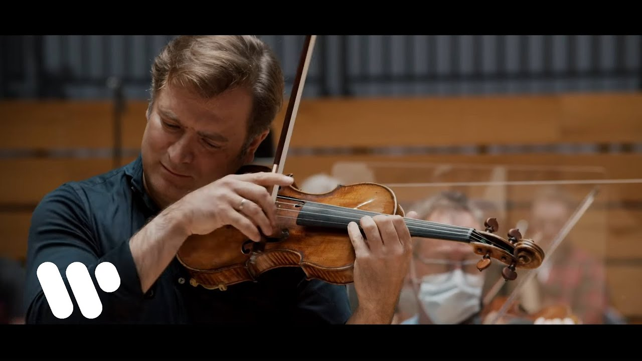 Renaud Capuçon, Sir Simon Rattle, London Symphony Orchestra – Elgar: Violin Concerto: II. Andante