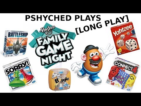 Pshyched Plays PS2 #141 // Hasbro Family Game Night