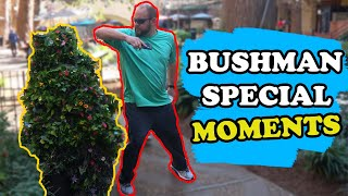 Its Hump Day! Enjoy this Funny Video!! - Bushman Scare Prank