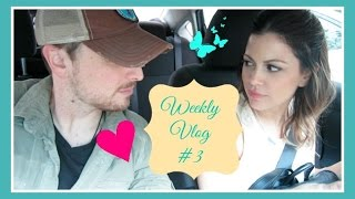 WEEKLY VLOG #3 | Old Friends, Potty Training & Glee
