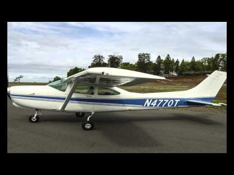 1977 Cessna Cardinal RG Specification And Performance General Aviation Aircraft