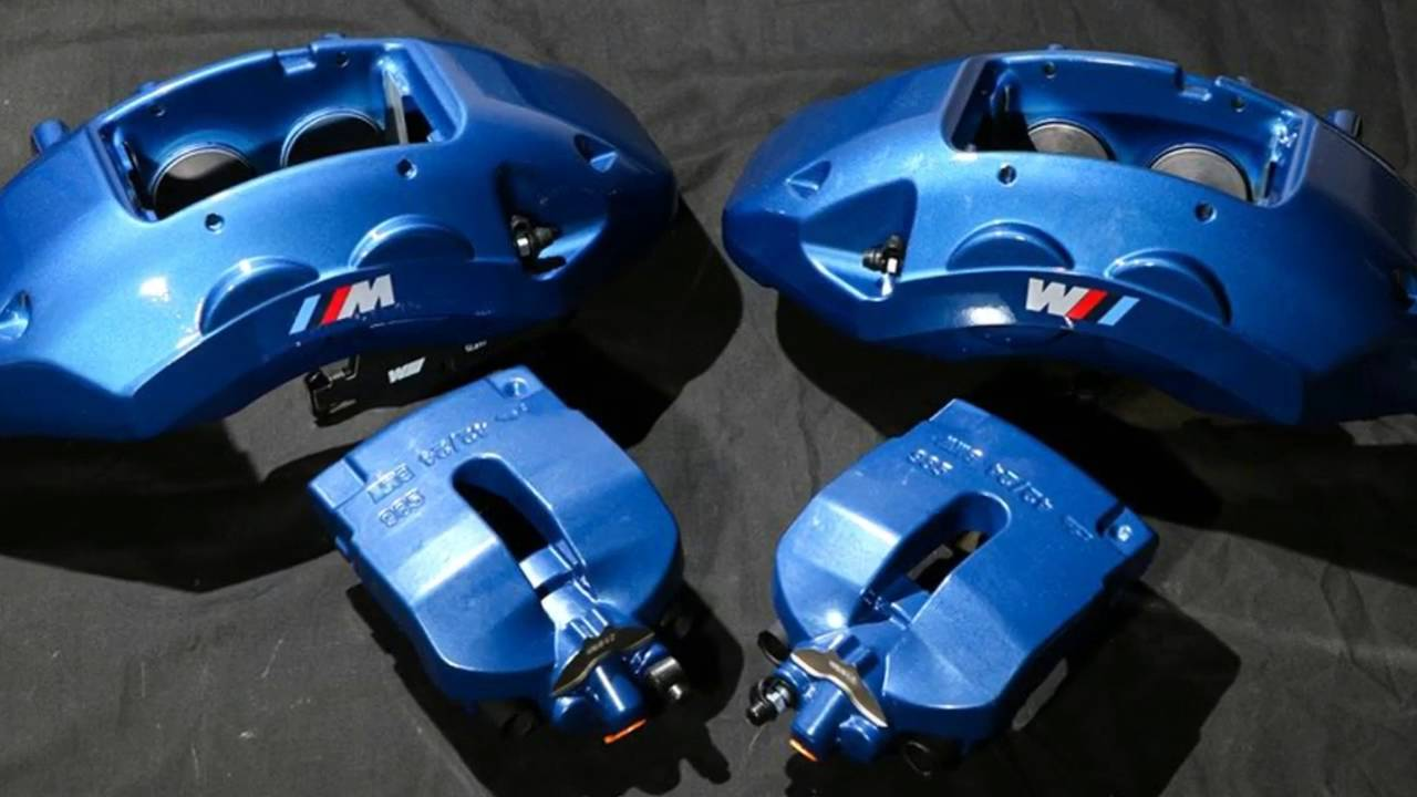 Bmw M Performance Brake Kits Ckt汽車頻道 Youtube
