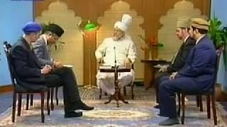 English Mulaqaat (Meeting) on June 25, 1995 with Hazrat Mirza Tahir Ahmad (rh)