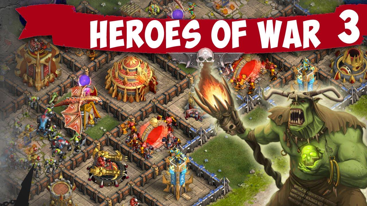 play hero of war