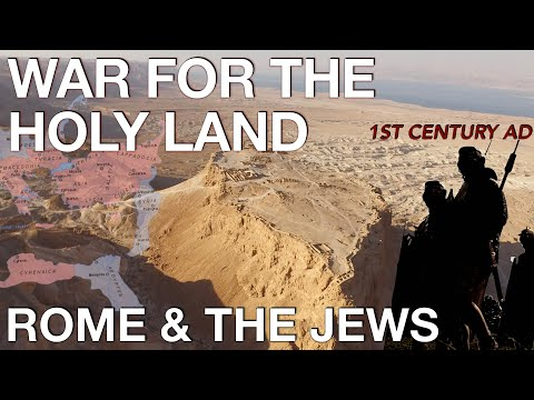 The Great Revolt & The Siege of Masada // History Documentary