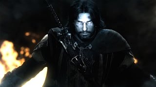 SHADOW OF MORDOR 'Forge your Nemesis' Trailer