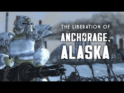 The Liberation of Anchorage, Alaska - Fallout 3 Lore