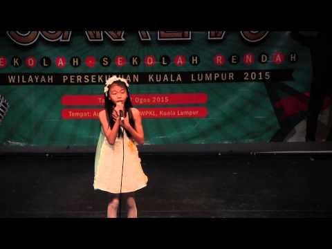 Sangkar Emas - Suara Emas Sekolah Rendah Kuala Lumpur 2015
