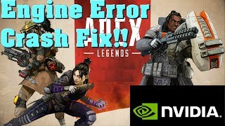 Apex Legends Engine Error FIX!!!