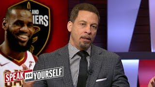 Chris Broussard on George Hill