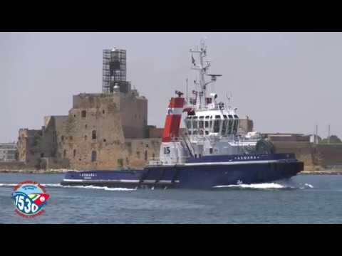 Speciale capitaneria di Porto con il gruppo editoriale Domenico Distante