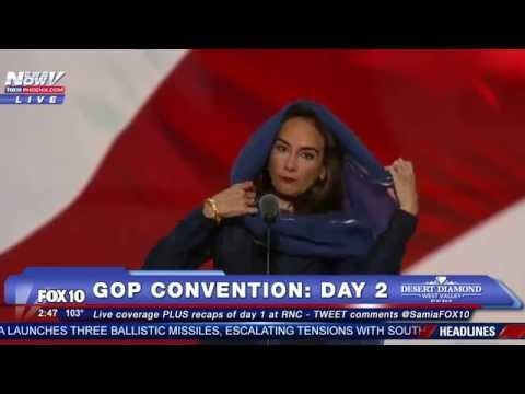 FNN: Sikh Prayer Kicks Off Day Two of Republican National Convention