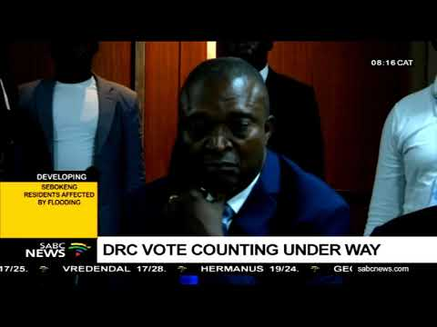 DRC's vote count spills into 2019