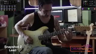 "Francesco Congia plays  preset ""DRAPgales - Snapshot 2: Lead"" For Helix/HX Stomp"