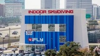 Arya Indoor Skydiving