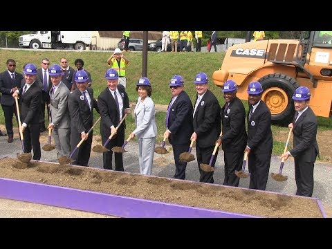 Purple Line Groundbreaking