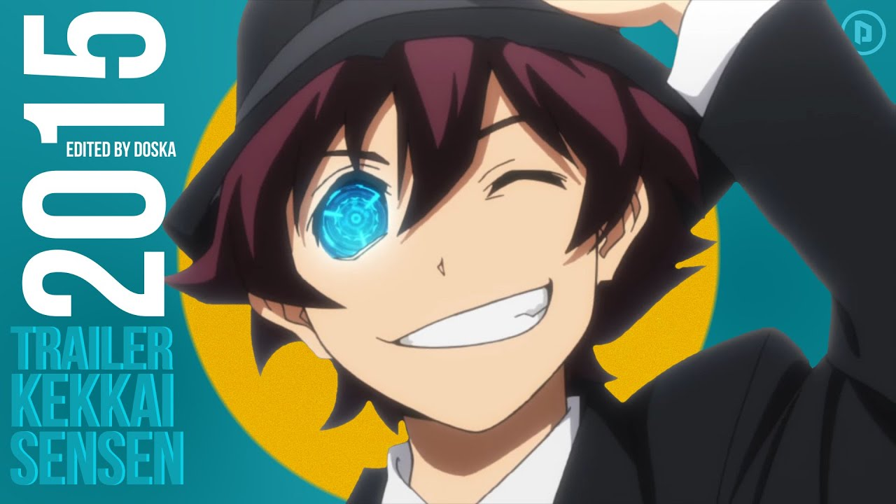 Blood Blockade Battlefront [Trailer] - YouTube