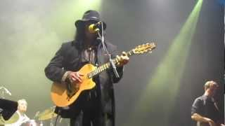 Sixto Rodriguez - Only good for conversation - London Roundhouse 2012-11-18