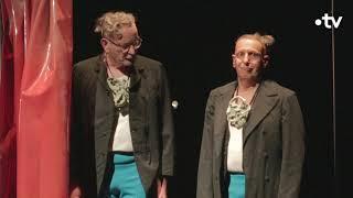 France 5 / « Le jeu des ombres » de Valère Novarina, un spectacle de Jean Bellorini