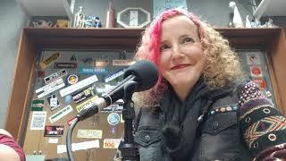 Ofri Eliaz - קטע מראיון ברדיו קול מעלה אדומים -  תרפיה במוזיקה- מרץ 2019