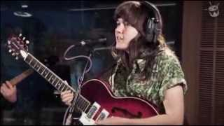 Courtney Barnett JJJ - Black Skinhead(Kanye West cover)2013-09-06