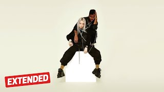 Billie Eilish, Khalid - lovely (EXTENDED) 10 Minute Music