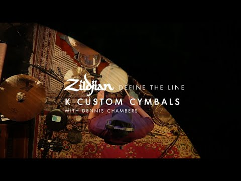 Zildjian Define The Line- K Custom