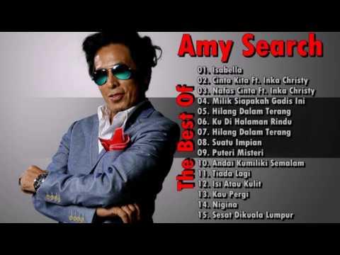 Amy search   Full Album    Kumpulan Lagu malaysia Terbaik