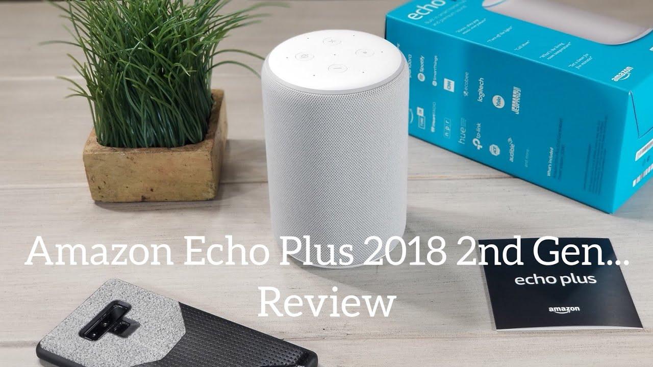 Amazon Echo Plus 2nd Generation