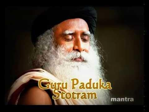 Guru Paduka Stotram - Meditation Mantra - Sadhguru