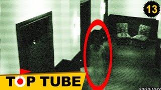 Cảnh báo: Sự thật 10 Video Chứng Minh Ma Quỷ Là Có 100% - Chuyện lạ có thật [Top Tube 13]