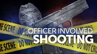 Undercover Homeland Security Agent Involved Shooting | Scanner Audio 6 14 16