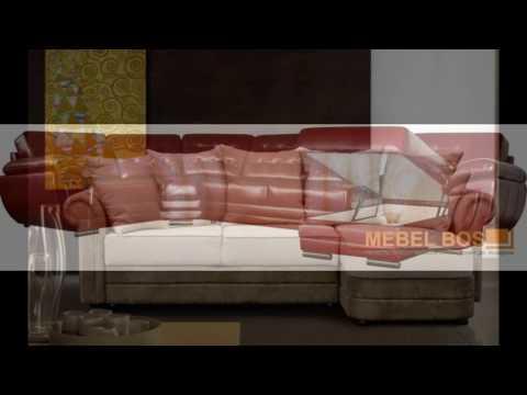 Угловой диван - Орландо. Белорусская мебель Пинскдрев!