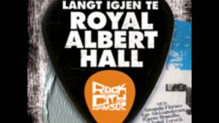 Prudence - Langt igjen te royal albert hall