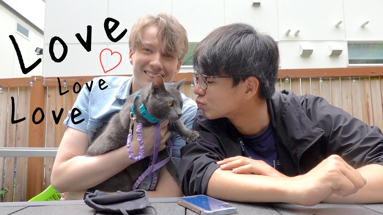 【猫と過ごす私たちの日常】・同性カップル(#328)