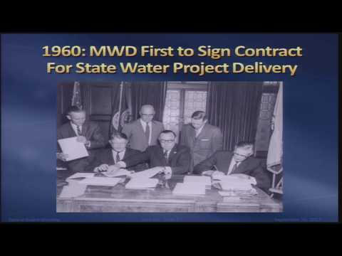 Special Board Meeting - History of State Water Project