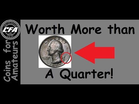 1989 Quarter! Are There Valuable Quarters To Watch For In Change? What Quarters Should I Watch For?