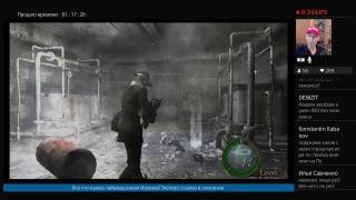 Resident Evil 4 / Винтовка + Нож / speed run /Часть 1