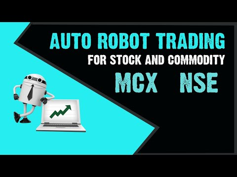 Auto Robot Trading of MCX, NSE, NCDEX, CDS - Mcx Sure Gain (Hindi)