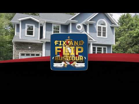 Fix And Flip Bus Tour New Jersey Before & After $729,000 Deal