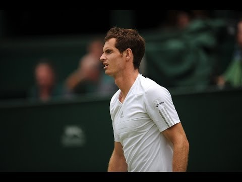 2014 Day 3 Highlights, Andy Murray vs Blaz Rola, Second Round