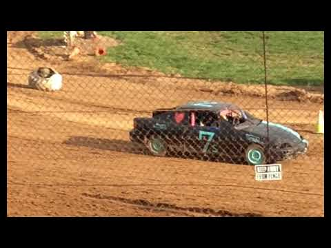 4/27/19 at Path Valley Speedway/4 Cylinder strictly stocks