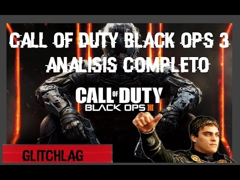 Call of Duty: Black Ops 3 - Análisis Completo
