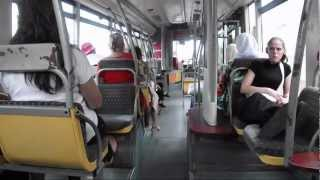 Road Movie - Agora Line €uro 3 sur la ligne 6 (BMT)